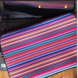 Handbags - 🔥Host Pick🔥 💥Restocked💥 Serape Laptop Sleeve